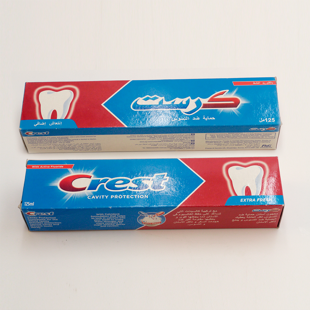 Crest Toothpaste Extra Fresh 125ml - 2kShopping.com - Grocery | Health | Technology