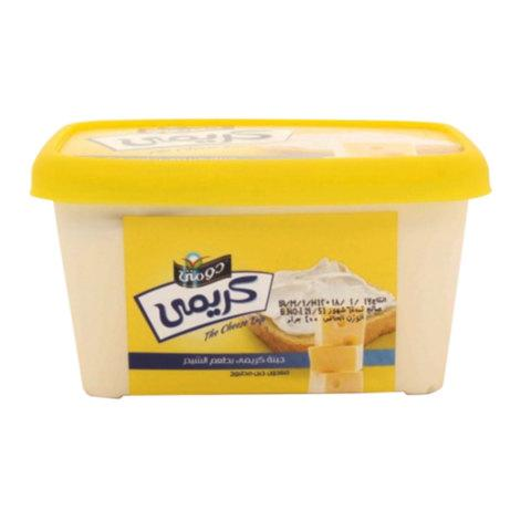 Domty Cream Cheese Spread Cheddar 400g - 2kShopping.com - Grocery | Health | Technology