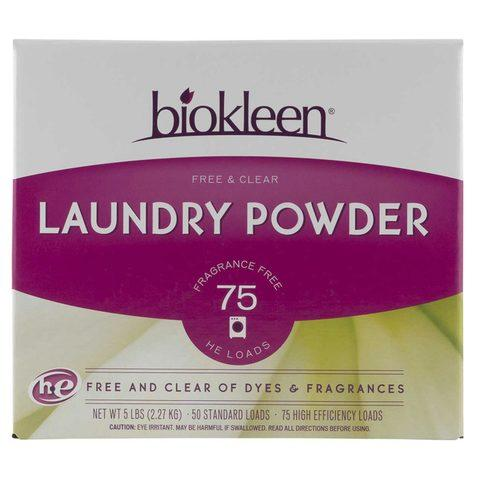 Biokleen Premium Laundry Powder 2.3Kg - 2kShopping.com - Grocery | Health | Technology