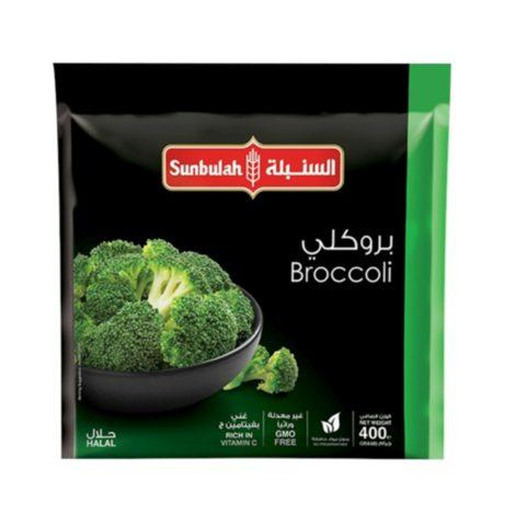 Sunbulah Frozen Broccoli 400g - 2kShopping - Grocery | Health | Technology
