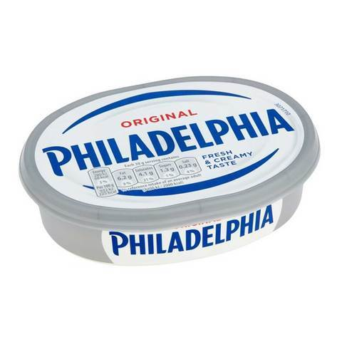 Kraft Philadelphia Original 180g - 2kShopping.com - Grocery | Health | Technology