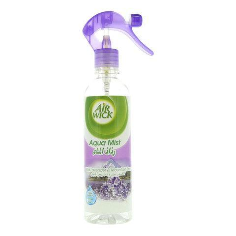 Air Wick Wild lavender and Mountain Breeze Aqua Mist 345ml - 2kShopping.com - Grocery | Health | Technology