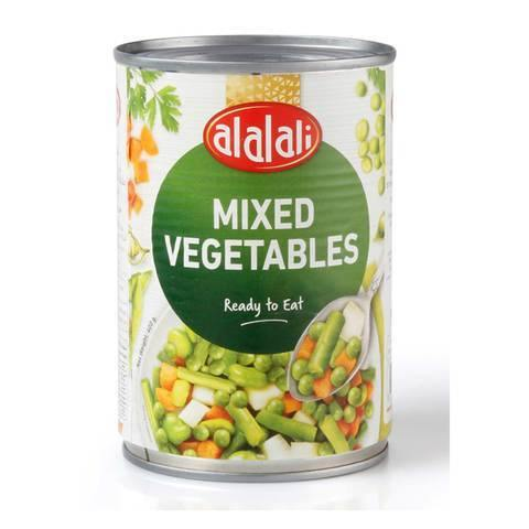 Al Alali Mixed Vegetables 400g - 2kShopping.com - Grocery | Health | Technology