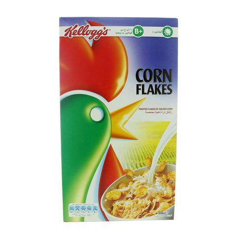 Kellogg's Corn Flakes 500g - 2kShopping.com - Grocery | Health | Technology
