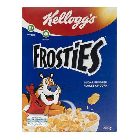 Kellogg's Frosties 250g - 2kShopping.com - Grocery | Health | Technology