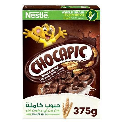 Nestle Chocapic Chocolate Breakfast Cereal 375g - 2kShopping.com - Grocery | Health | Technology