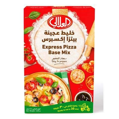 Al Alali Express Pizza Base Mix 468g - 2kShopping.com - Grocery | Health | Technology