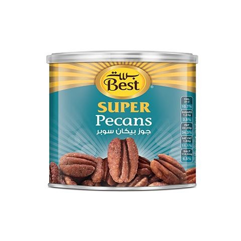 Best Super Pecans Halves Can 110g - 2kShopping.com - Grocery | Health | Technology