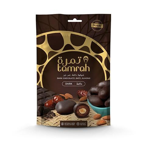 TAMRAH DARK CHOCOLATE  ZIPPER BAG 100GM - 2kShopping.com - Grocery | Health | Technology