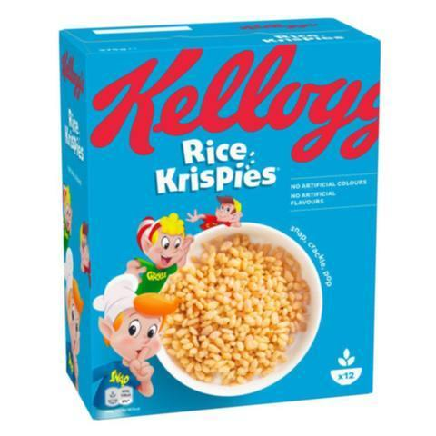 Kellogg's Rice Krispies Cereal 375g - 2kShopping.com - Grocery | Health | Technology