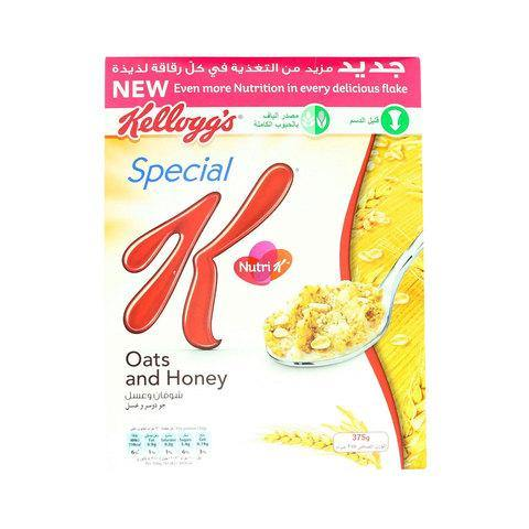 Kellogg's Special K Oats and Honey Cereals 375g - 2kShopping.com - Grocery | Health | Technology