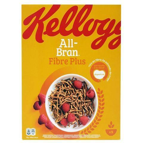 Kellogg's All Bran Plus Wheat Cereal 375g - 2kShopping.com - Grocery | Health | Technology