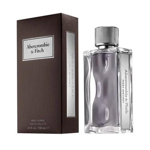 Abercrombie & Fitch First Instinct - For Men - - Eau De Toilette - 100 Ml - 2kShopping.com - Grocery | Health | Technology
