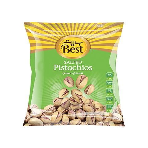 Best Salted Pistachios Bag 300g - 2kShopping.com - Grocery | Health | Technology