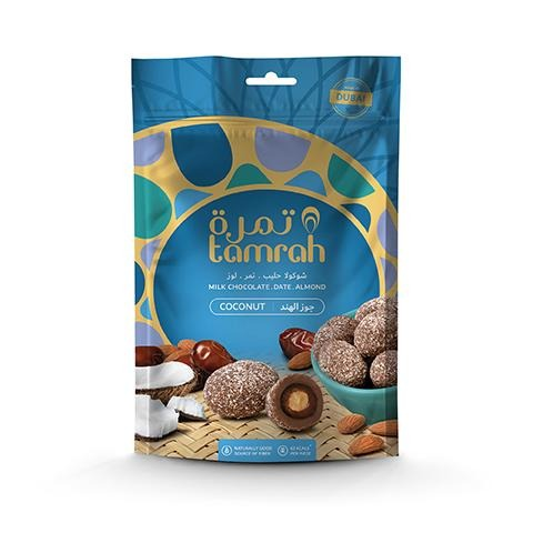 TAMRAH COCONUT DATE ZPR ( 100gm ) - 2kShopping.com - Grocery | Health | Technology
