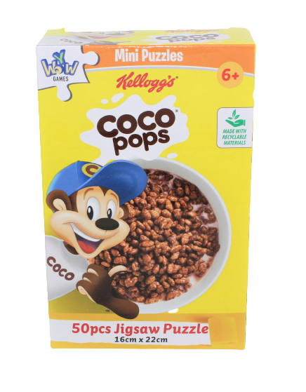 YWOW GAMES - Kellogg's - Coco Pops - 2kShopping.com - Grocery | Health | Technology