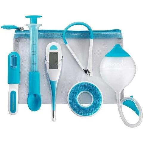 Boon Care Health And Grooming Kit, Blue, White... - 2kShopping.com - Grocery | Health | Technology