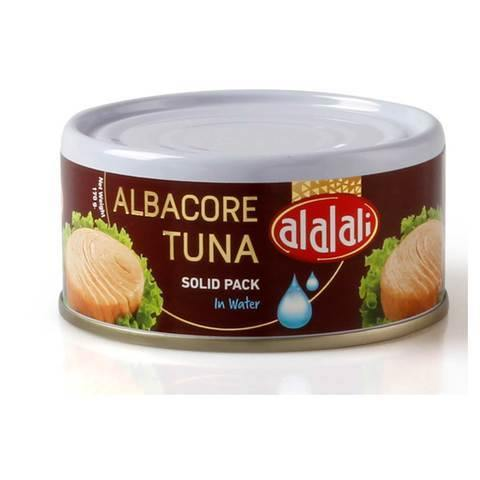Al Alali Albacore Tuna Solid Pack in Water 170g - 2kShopping.com - Grocery | Health | Technology