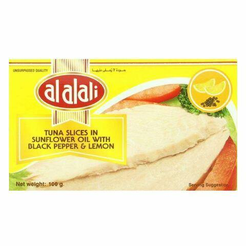 Al Alali Tuna Slices in Sunflower Oil 100g - 2kShopping.com - Grocery | Health | Technology