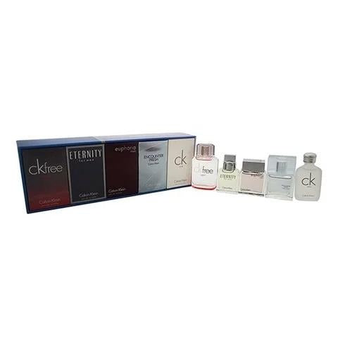 5-Piece Calvin Klein EDT Gift Set (5X10) ml - 2kShopping.com - Grocery | Health | Technology