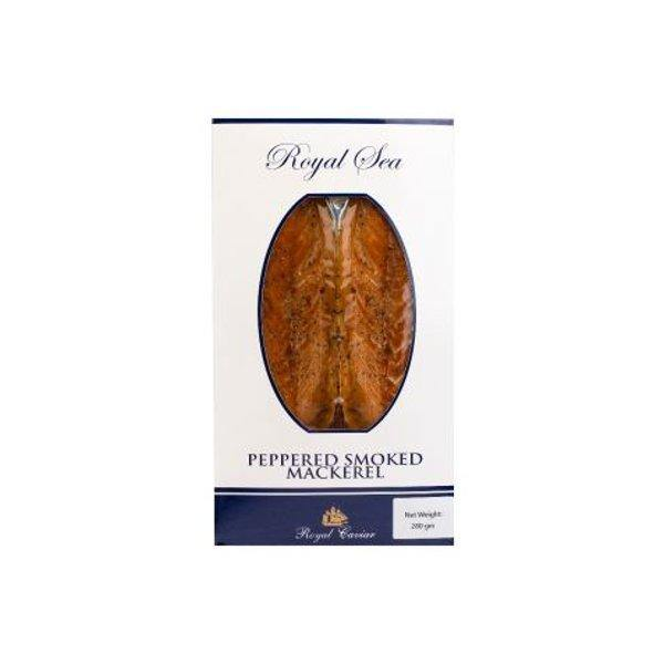 Royal Caviar Mackerel Fillet Smoked and Peppered 280g - 2kShopping.com - Grocery | Health | Technology