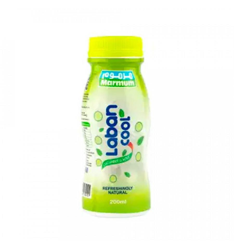 Marmum Laban Cool Cucumber & Mint-Bottle - 2kShopping.com - Grocery | Health | Technology