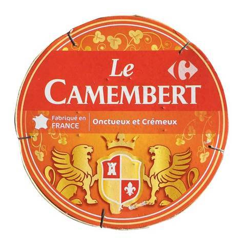 Carrefour Le Camembert Cheese 250g - 2kShopping.com - Grocery | Health | Technology