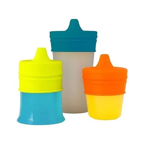 Boon Pack Of 3 Snug Spout Lids - 2kShopping.com - Grocery | Health | Technology