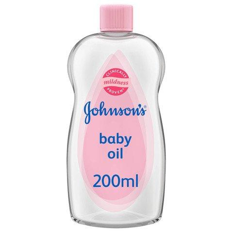 Johnson's Baby Baby Oil 200ml - 2kShopping - Grocery | Health | Technology