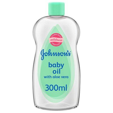 Johnson's Baby Baby Oil With Aloe Vera And Vitam... - 2kShopping - Grocery | Health | Technology