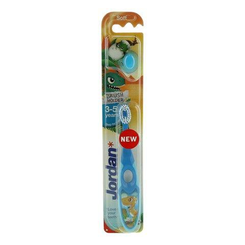 Jordan Step by Step Soft Toothbrush for 3-5 years... - 2kShopping.com - Grocery | Health | Technology