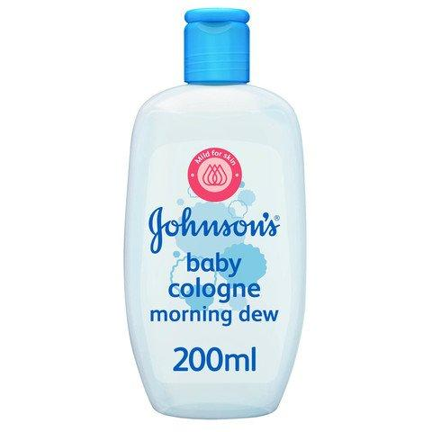 Johnson's Baby Baby Cologne Morning Dew 200ml - 2kShopping - Grocery | Health | Technology