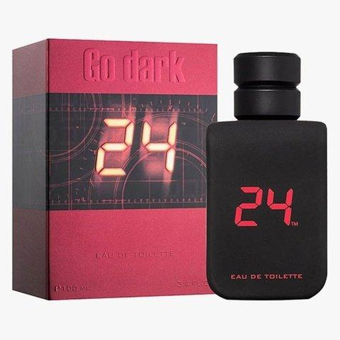 24 Go Dark - Eau De Toilette - 100 ml - 2kShopping.com - Grocery | Health | Technology