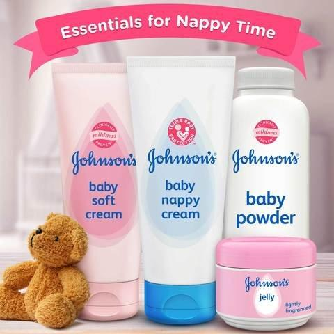 Johnson's Baby Baby Cream Soft 100ml - 2kShopping - Grocery | Health | Technology