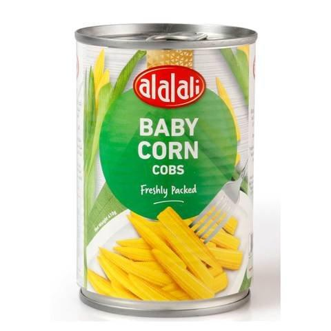 Al Alali Baby Corn Cobs 410g - 2kShopping.com - Grocery | Health | Technology