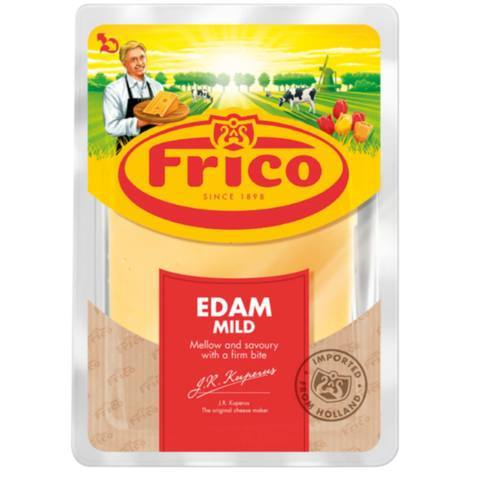 Frico Original Edam Cheese Mild 150g - 2kShopping.com - Grocery | Health | Technology