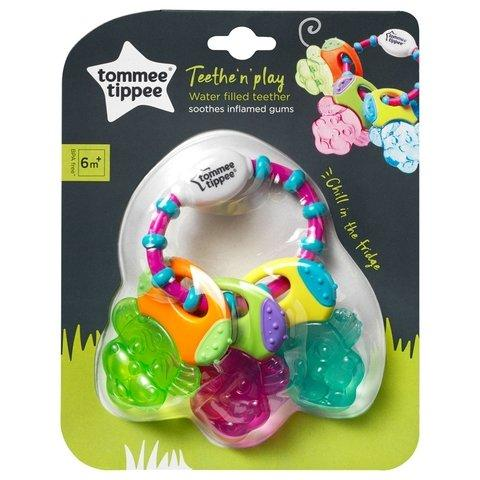 Tommee Tippee Teethe N Play Water Teether, (6 Months... - 2kShopping - Grocery | Health | Technology