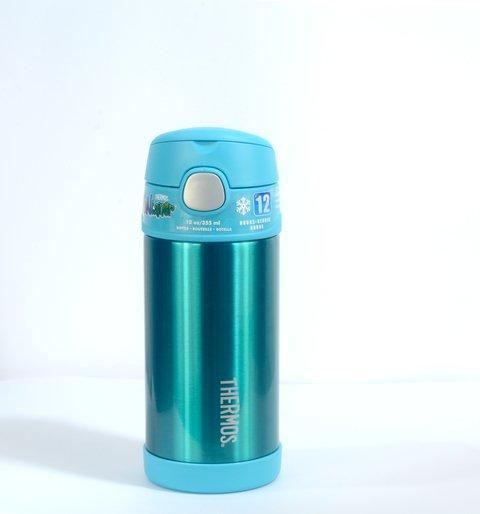 Thermos®- Funtainer Bottle Steel Hydration Bottle 355Ml,Train - 2kShopping - Grocery | Health | Technology