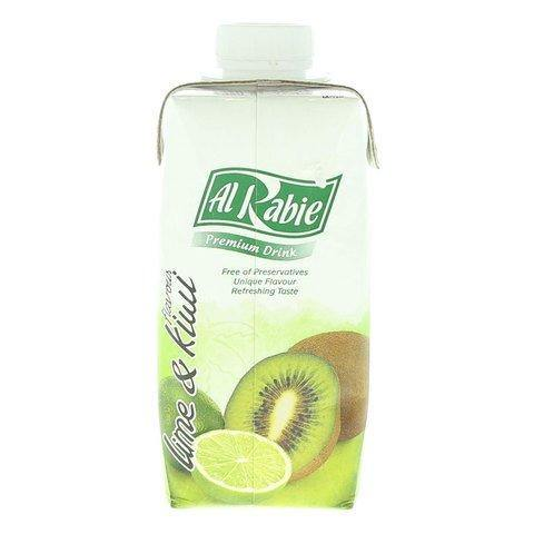 Al Rabie Lime And Kiwi Premium Drink 330ml - 2kShopping.com - Grocery | Health | Technology