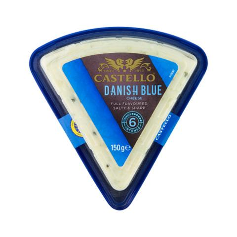 Castello Danablu Cheese- Danish Speciality 100g - 2kShopping.com - Grocery | Health | Technology