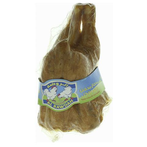 Al Rawdah Smoked Whole Chicken 750g - 2kShopping.com - Grocery | Health | Technology