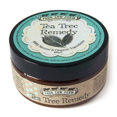 Four Cow Farm - Tea Tree Remedy 100g - 2kShopping - Grocery | Health | Technology