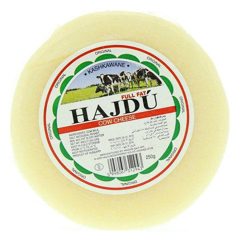 Hajdu Full Fat Cow Cheese 250g - 2kShopping.com - Grocery | Health | Technology