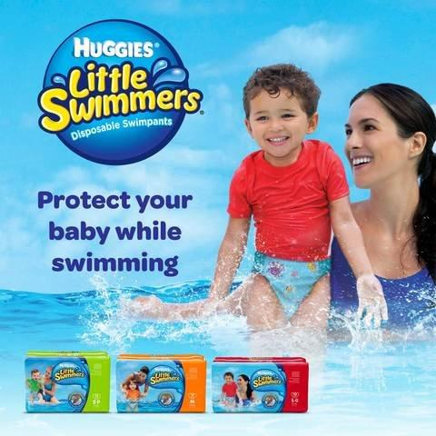 Huggies Little Swimmer Medium 11 Counts - 2kShopping - Grocery | Health | Technology