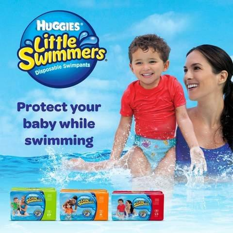 Huggies little Swimmers Large Swimpants 10 Counts - 2kShopping - Grocery | Health | Technology