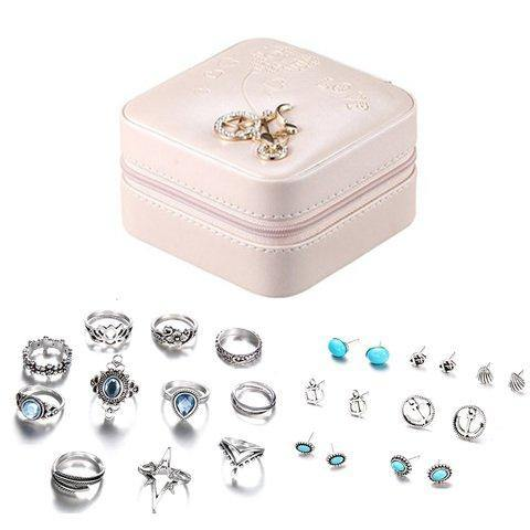 Portable Jewelry Display Box - 2kShopping.com - Grocery | Health | Technology