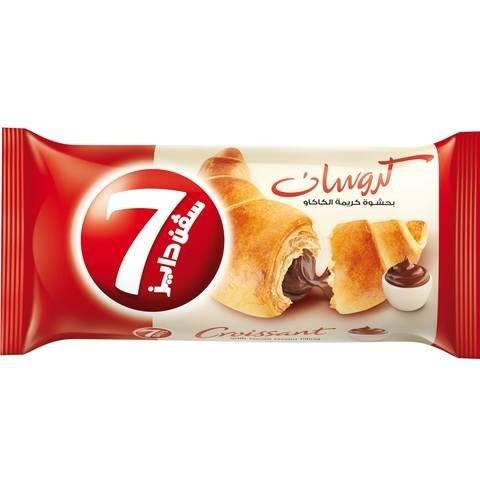 7 DAYS Croissant with Cocoa Cream Filling 55g - 2kShopping.com - Grocery | Health | Technology