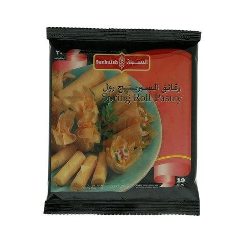 Sunbulah Spring Roll Sheets 160g - 2kShopping - Grocery | Health | Technology
