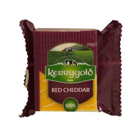 Kerrygold Red Cheddar Cheese 200g - 2kShopping.com - Grocery | Health | Technology