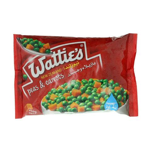 Watties Frozen Peas and Carrots 450g - 2kShopping - Grocery | Health | Technology